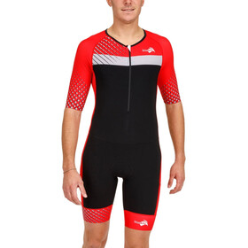 KiWAMi Prima LD Aero Suit black/red